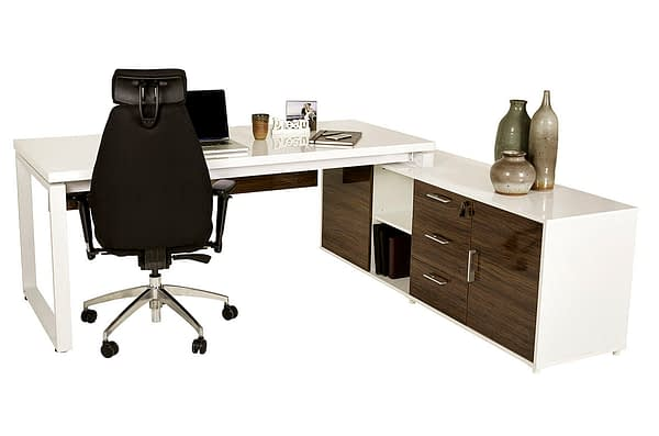 Vogue Executive Desk - Affordable Office