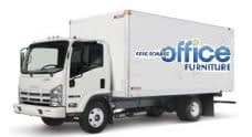 Affordable Office Furniture Delivery Truck