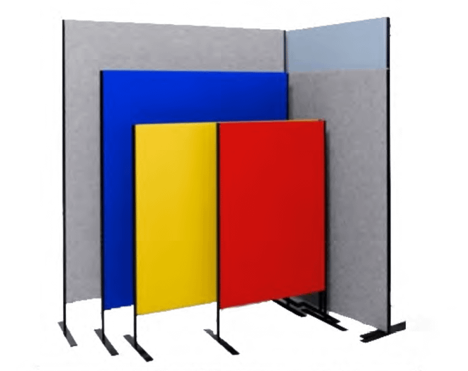 Freestanding Acoustic Screens