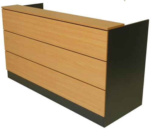 Linea Reception Counter
