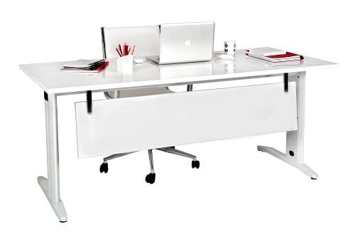 Horizon-high-gloss-office-desk